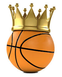 Basketball with Crown