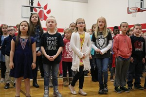 2018 Veterans' Day Assembly
