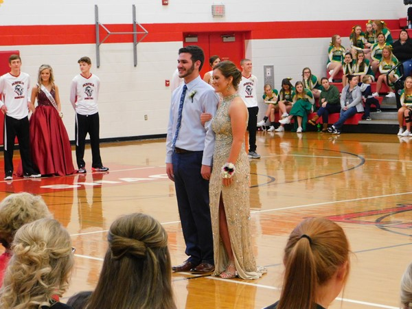 Senior King and Queen Candidates