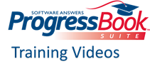 Progress Book Training Videos